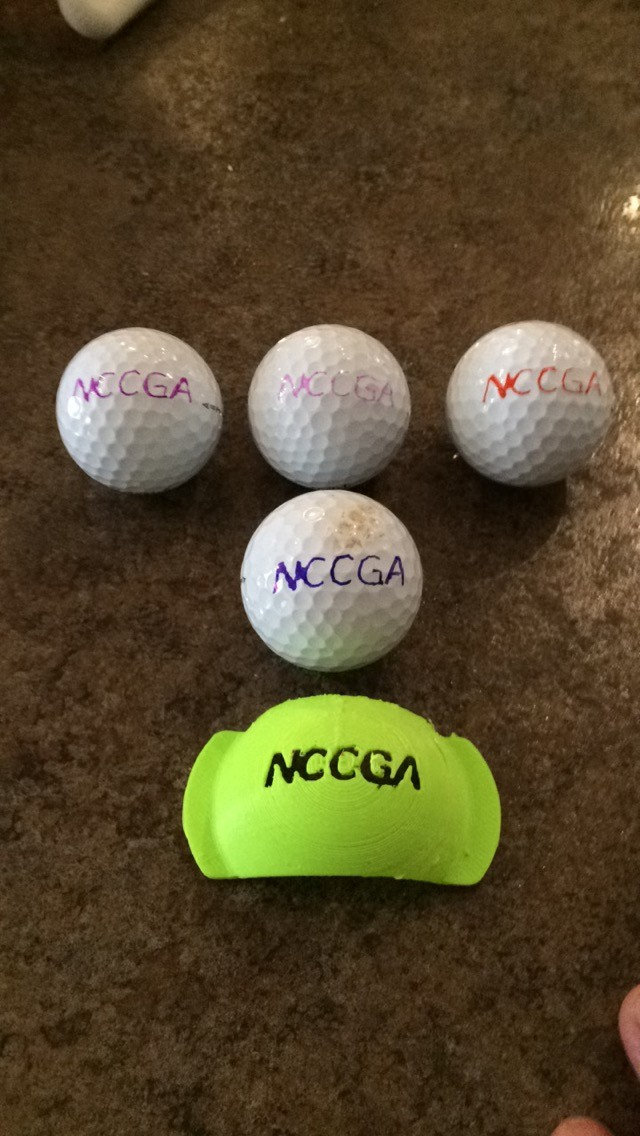 nccga golf ball stencil