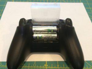 game controller, 100 micron