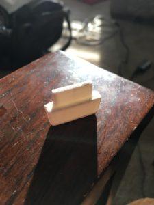 3D Printed Tumbler Plug