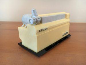 3D Print of Mass Spectrometer