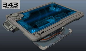 Hologram Table Rendering
