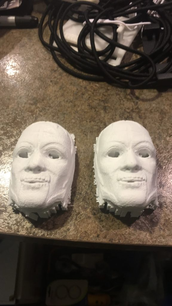 3d printed masks